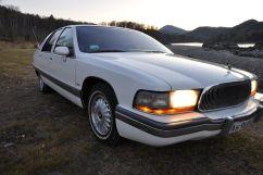 Buick Roadmaster, 1993