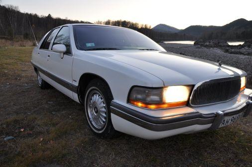 Buick Roadmaster 1993 - отзыв владельца
