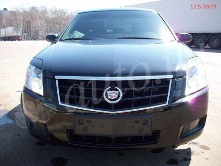 Cadillac BLS 2008 - отзыв владельца