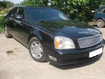 Cadillac DeVille, 2002