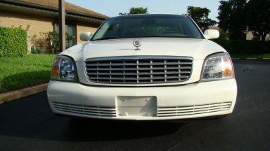 Cadillac DeVille, 2000