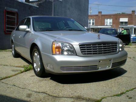 Cadillac DeVille 2000 - отзыв владельца