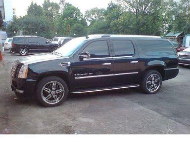 Cadillac Escalade, 2007