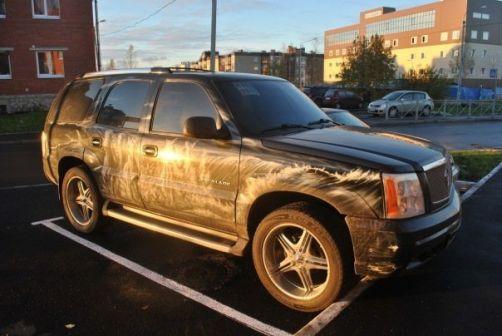 Cadillac Escalade 2005 - отзыв владельца