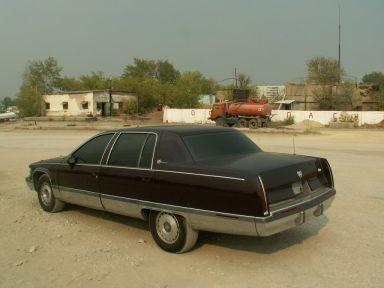 Cadillac Fleetwood, 1993