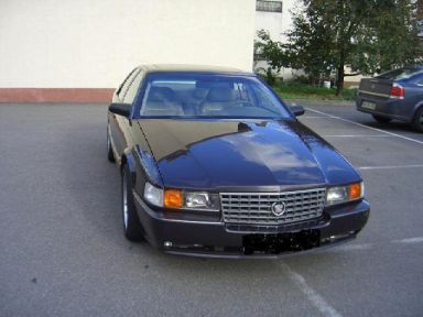 Cadillac Seville, 1992