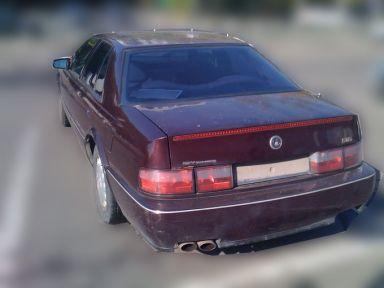 Cadillac Seville 1993 отзыв автора | Дата публикации 17.09.2009.