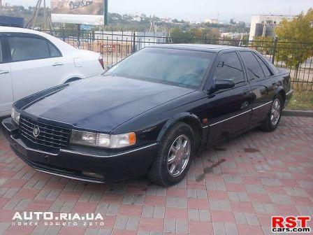 Cadillac Seville 1997 - отзыв владельца