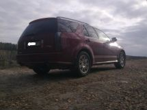 Cadillac SRX, 2005
