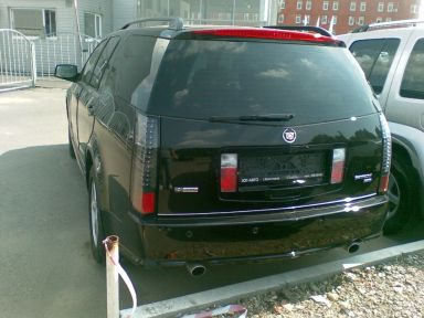 Cadillac SRX, 2004