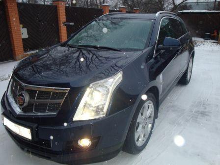 Cadillac SRX 2011 - отзыв владельца