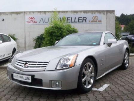 Cadillac XLR 2008 - отзыв владельца