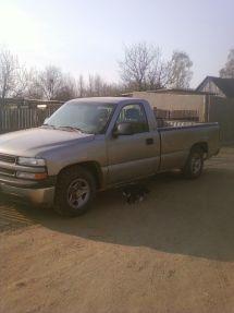 Chevrolet Silverado, 1999