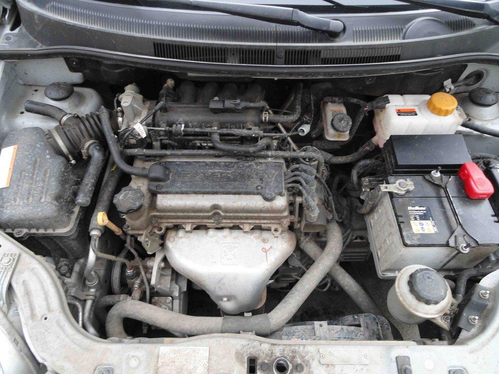 chevrolet aveo мотор 1.2л динамика