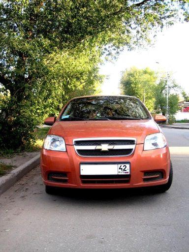 Chevrolet Aveo 2006 отзыв автора | Дата публикации 08.02.2011.