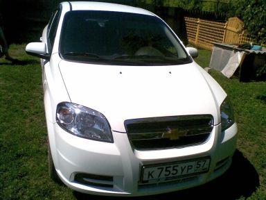 Chevrolet Aveo 2011 отзыв автора | Дата публикации 02.05.2011.