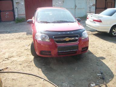 Chevrolet Aveo 2011 отзыв автора | Дата публикации 10.11.2011.