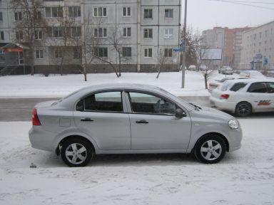 Chevrolet Aveo 2009 отзыв автора | Дата публикации 12.02.2012.