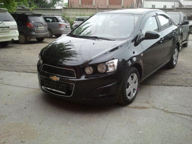 Chevrolet Aveo, 2012