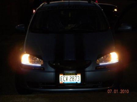 Chevrolet Aveo 2004 - отзыв владельца