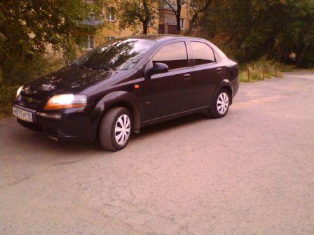 Chevrolet Aveo 2005 - отзыв владельца