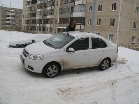 Chevrolet Aveo 2010 - отзыв владельца