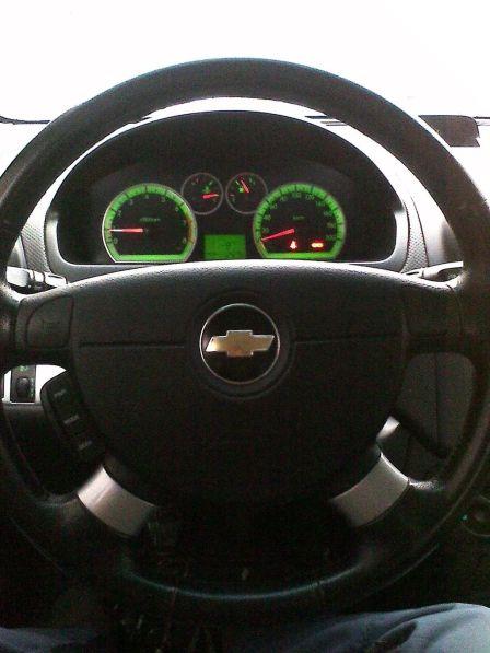 Chevrolet Aveo 2008 - отзыв владельца