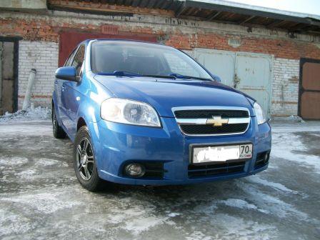 Chevrolet Aveo 2006 - отзыв владельца