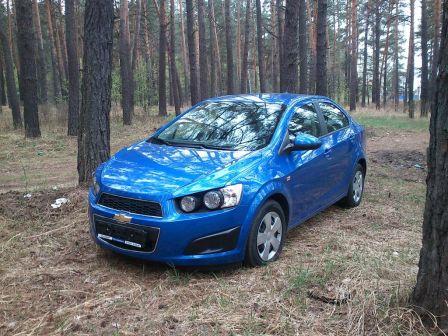 Chevrolet Aveo 2012 - отзыв владельца