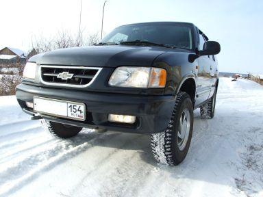 Chevrolet Blazer 1998 отзыв автора | Дата публикации 23.02.2013.