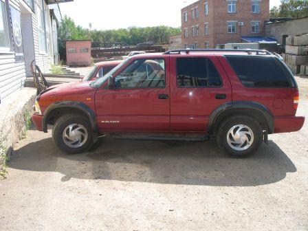 Chevrolet Blazer 1997 - отзыв владельца