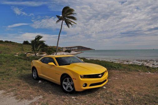 Chevrolet Camaro 2009 - отзыв владельца