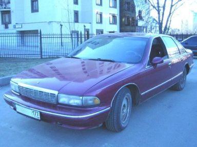 Chevrolet Caprice, 1996