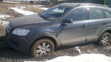 Chevrolet Captiva, 2008