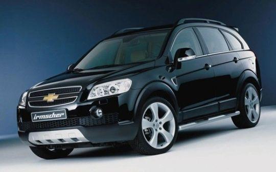 Chevrolet Captiva 2008 - отзыв владельца