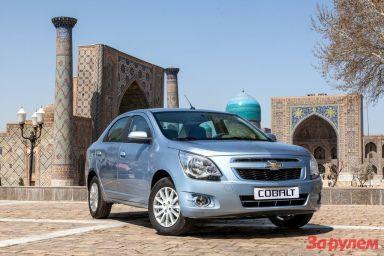 Chevrolet Cobalt, 0