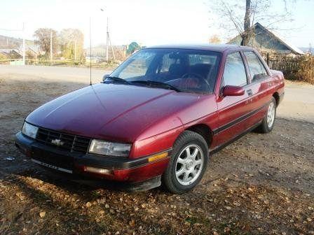 Chevrolet Corsica 1993 - отзыв владельца