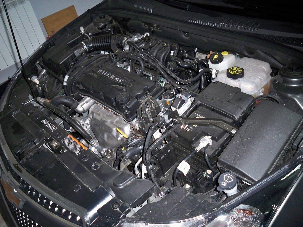 Схема топливной системы шевроле круз фото 138