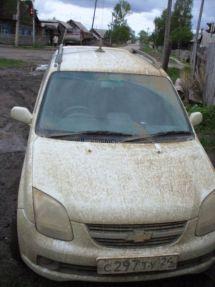 Chevrolet Cruze, 2002