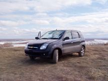Chevrolet Cruze, 2004