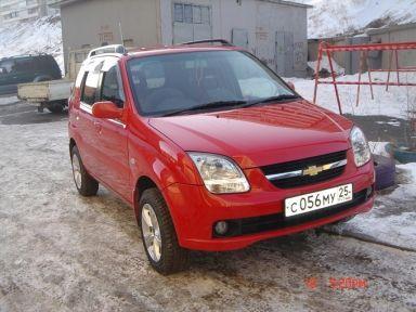 Chevrolet Cruze, 2001