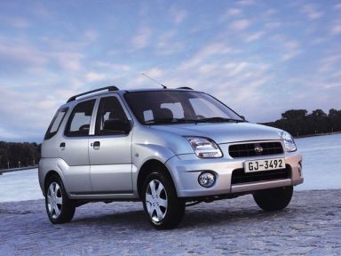 Chevrolet Cruze 2002 отзыв автора | Дата публикации 03.03.2011.