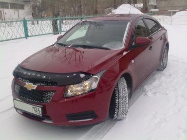 Chevrolet Cruze, 2010