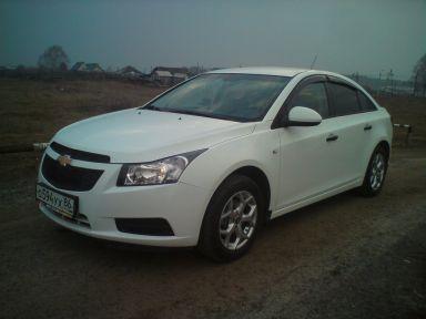 Chevrolet Cruze 2011 отзыв автора   Дата публикации 11.05.2012.