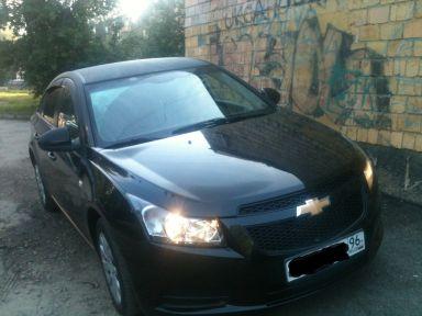 Chevrolet Cruze 2011 отзыв автора   Дата публикации 28.04.2014.