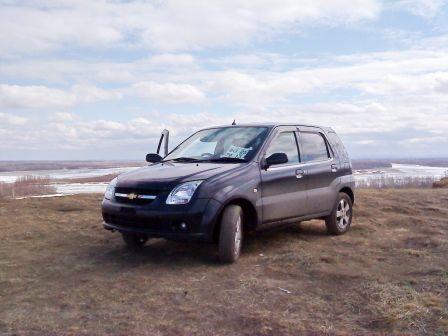 Chevrolet Cruze 2004 - отзыв владельца