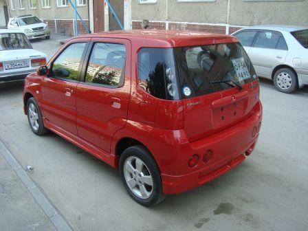 Chevrolet Cruze 2003 - отзыв владельца