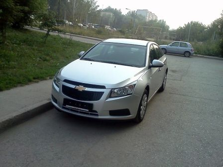 Chevrolet Cruze 2012 - отзыв владельца