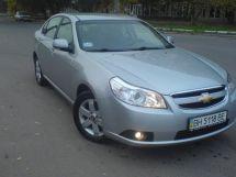 Chevrolet Epica, 2007