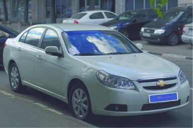 Chevrolet Epica 2010 отзыв автора | Дата публикации 08.08.2011.